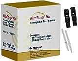 AimStrip 78250 Hemoglobin Test Combo (Pack of 50)