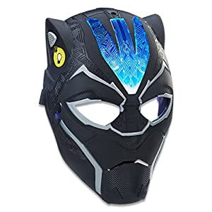 MARVEL AVENGERS - Black Panther - Vibranium FX Power Super Hero Mask - Kids Dress Up Toys - Ages 5+