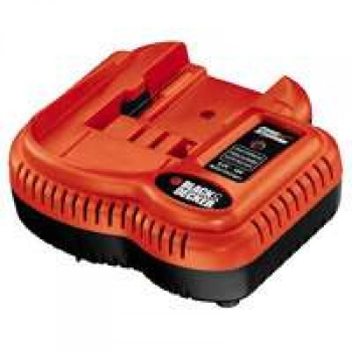 028877350066 - Black & Decker FSMVC 9.6-Volt to 18-Volt Slide Style Battery Charger carousel main 0