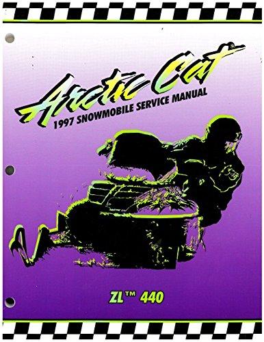 Read Online 2255-535 1997 Arctic Cat ZL 440 Snowmobile Service Manual ebook