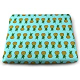 WEIPING LF Pineapple Light Colorful Memory Foam Seat Cushion, Chair Pad