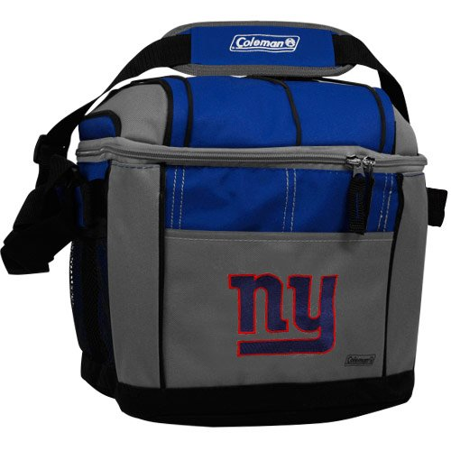 NFL New York Giants 24 Can Soft Sided Carry Coleman Cooler (Chicago Bears Lunch Box compare prices)