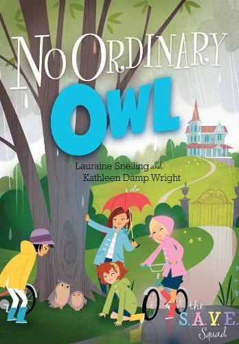 S.A.V.E. Squad Series Book 4:  No Ordinary Owl pdf