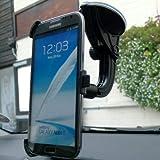 Galaxy Note II 2 Suction Car Windscreen Mount (sku 15856)