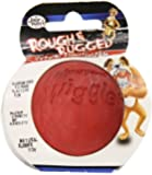 Rough and Rugged Wiggler Ball, 2-1/4-Inch