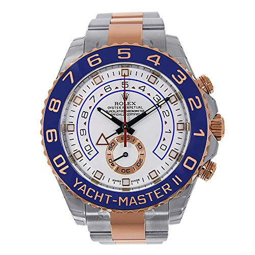 Rolex Yacht-Master II Automatic-self-Wind Male Watch 116681 (Certified -
