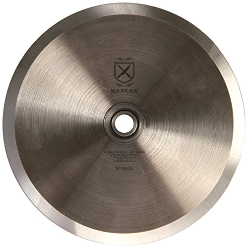 - Mercer Culinary Replacement Pizza Wheel, 4 Inch, Stainless Steel