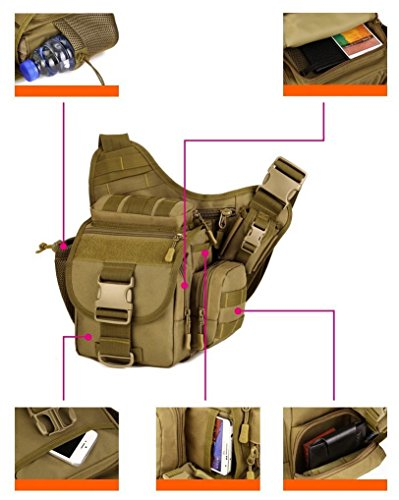 Fishing-Tackle-Bag-Large-Multi-functional-Tactical-Messenger-Bag-Multi-Pockets-Single-Shoulder-Bag-Utility-Pouch-Versipack-Nylon-Crossbody-Message-Sling-Bags
