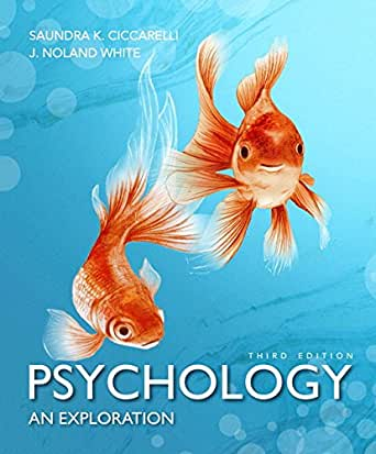 Psychology ciccarelli 3rd edition