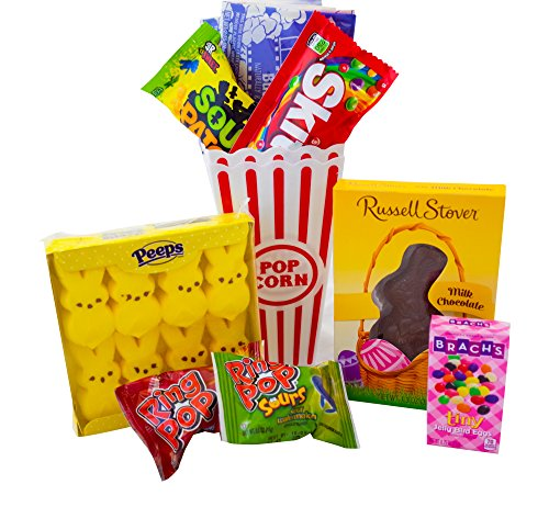 Easter Movie Night Gift Set Gift Basket  Family Easter Prese