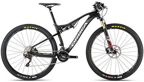 Bicicleta Montaña Orbea oiz M50, 29 pulgadas, talla L, negro ...