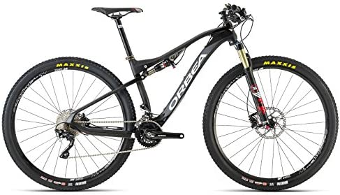 Bicicleta Montaña Orbea oiz M50, 29 pulgadas, talla XL, negro ...