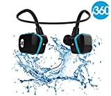 OFFER: Swimming MP3 Player Underwater Waterproof to 3 Meters Wireless 8GB MP3 Player Listen to your Music Swimming/Running/Training/Gym without a Cord! Waterproof Sport MP3 Music Player