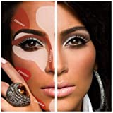 New 15 Colours Concealer Palette Kit with Brush Face Makeup Contour Cream