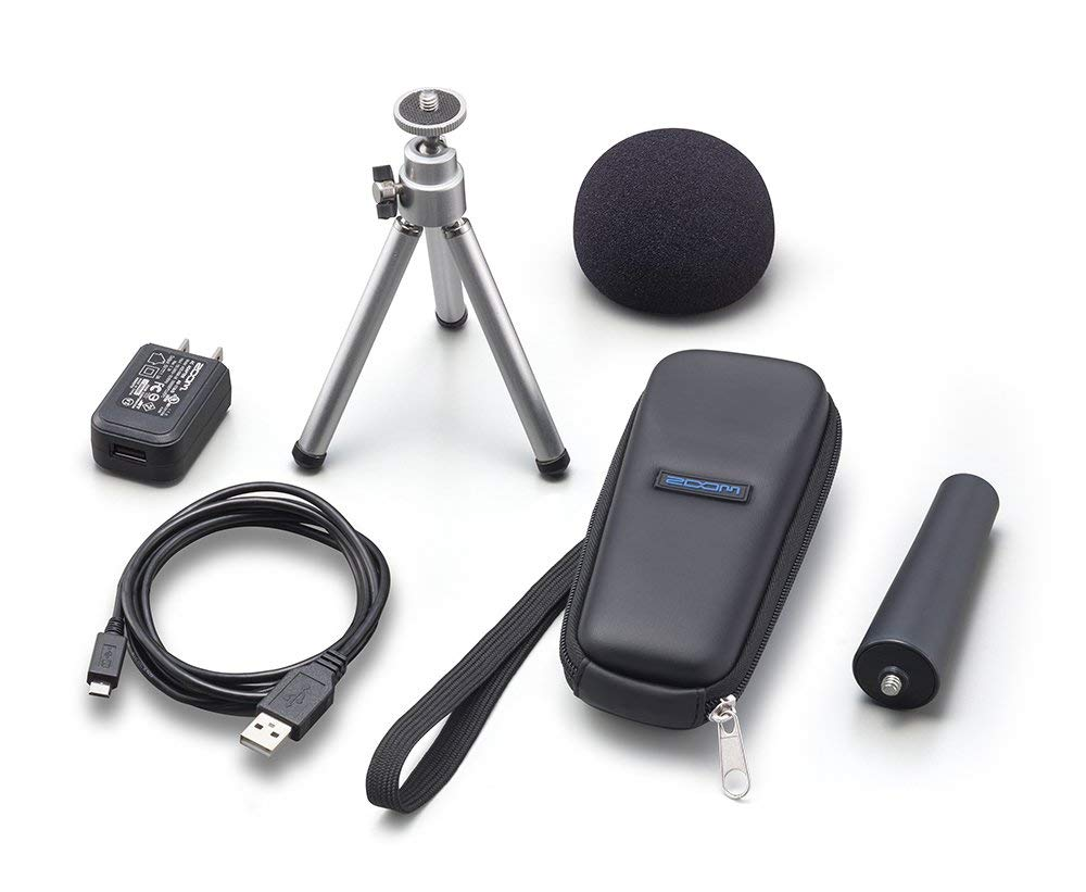 Zoom APH-1n Accessory Pack for H1n Handy Recorder (Certified Refurbished)