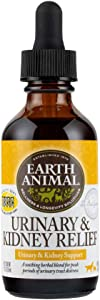 Earth Animal Organic Herbal Remedies (Urinary & Kidney Relief, 2 oz)