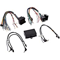 CRUX SWRBM-57 Radio Replacement with SWC Retention (Mercedes, BMW, Porsche and Smart Vehicles )