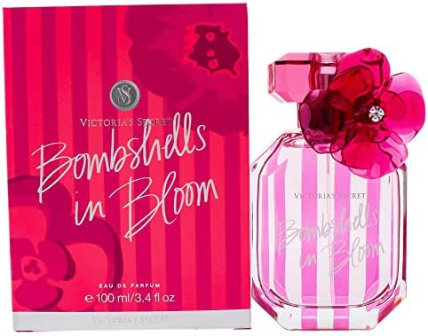 Victoria's Secret Bombshells In Bloom By Victorias Secret for Women - 3.4 Oz Edp Spray, 3.4 Oz