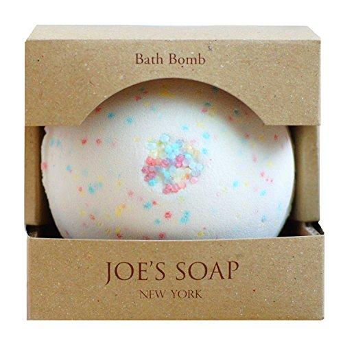 精査ローズ傑出したJOE'S SOAP (ジョーズソープ) バスボム(BEAUTY) バスボール 入浴剤 保湿 ボディケア スキンケア オリーブオイル はちみつ フト プレゼント