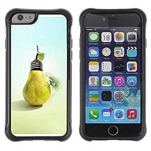 "Hypernova Defender Series TPU protection Cas Case Coque pour Apple Iphone 6 PLUS 5.5 [Diseño Pera del bulbo""]"