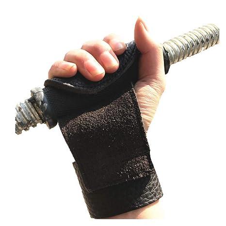 TZTED Paracalli Palestra Crossfit Guanti Per Calisthenics Ginnastica  Artistica Bodybuilding Corda Allenamento Protezioni Mani Per Uomini 800739ed49ad