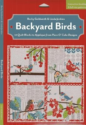 backyard bird quilts - 5