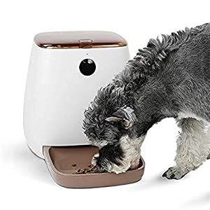 Zhengtufuzhuang-Wi-fi-Enabled-App-for-iPhone-and-Android-1080p-Camera-Pet-Feeder-Automatic-Pet-Feeder-Food-Dispenser-for-Dogs-Cats-Portable