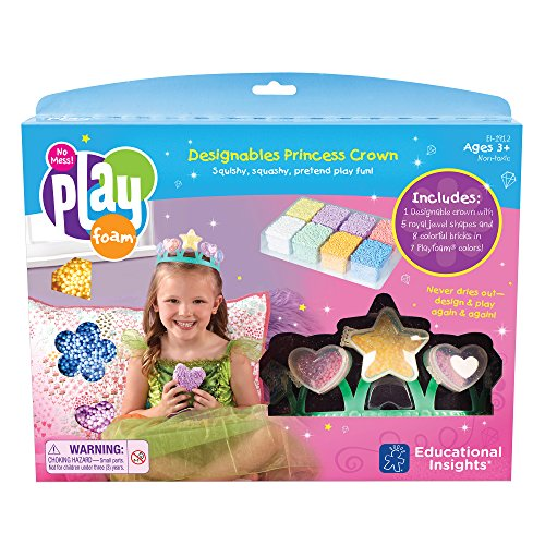 - Educational Insights Playfoam Designables Princess Crown