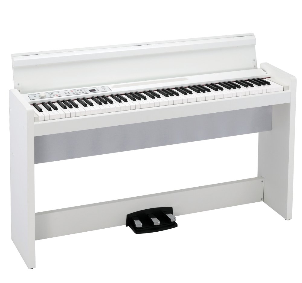 Korg LP380WH Lifestyle Digital Piano White by Korg