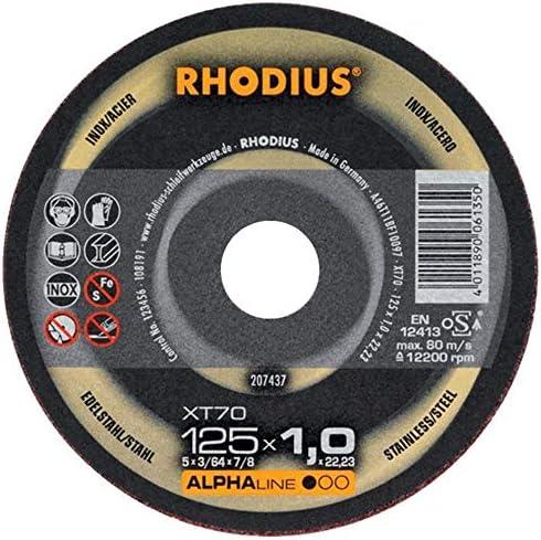 Rhodius Trennscheibe AlphaLine XT 70