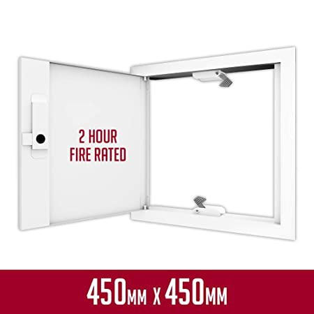 FlipFix Metal Faced Access Panel with Picture Frame Surround - 2 ...