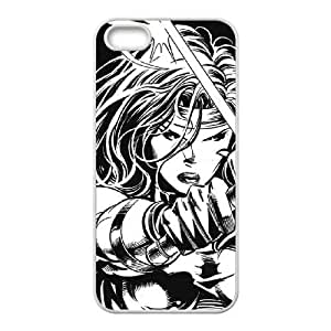 iPhone 4 4s Cell Phone Case White Elektra Sai Guard OJ429319