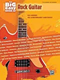 The Big Easy Book of Rock Guitar, Alfred Publishing Staff, 0739056751