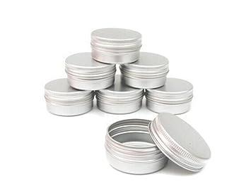 10x Diy Leer : Packung mit 10 balsam nail art kosmetik creme make up make up pot