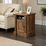Sauder 420715 Palladia Side Table, Vintage Oak Finish