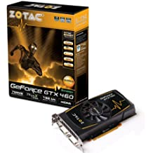 SYNERGY GeForce GTX 460 768 MB 192-bit 675MHz/3600MHz Graphics Card ZT-40401-10P
