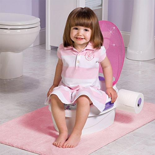 Summer Infant 11446 Step By Step Toilettentrainer M/ädchen