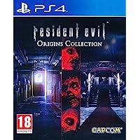 CAPCOM Resident Evil:Origins [Playstation 4]