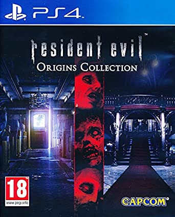 Amazon com: Resident Evil Origins Collection (PS4): Video Games