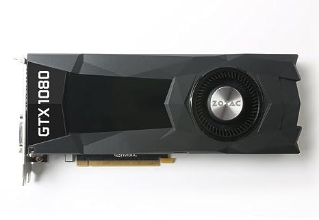 Zotac ZT-P10800D-10B GeForce GTX 1080 8GB GDDR5X - Tarjeta ...