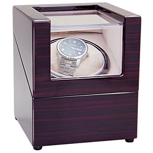 100-Handgemacht-CHIYODA-Uhrenbeweger-fr-1-Uhr-Watch-Winder-mit-Mabuchi-Motor