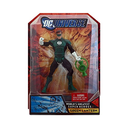 Lantern Ryan Suit Reynolds Green (2008 DC Universe World's Greatest Super Heroes: HAL JORDAN GREEN LANTERN 6