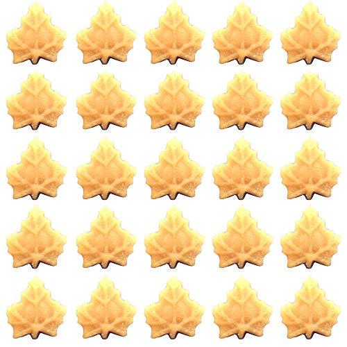 Nova Maple Candy - Pure Maple Sugar Leaf Candy (16 Ounces (1 Pound)) (Maple Sugar Candy)