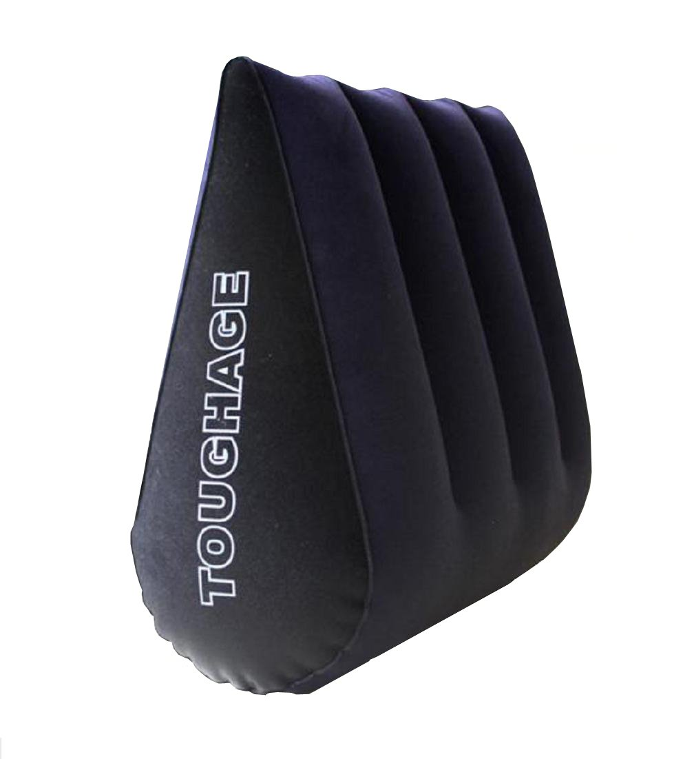 Long-Perfect Inflatable Body Pillows Cushion Bolster Body Love Position Bed Pillow (PF3101)