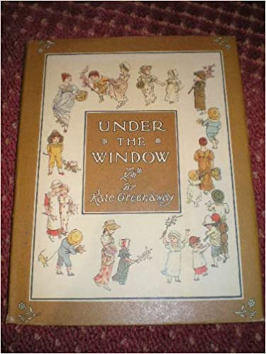 Under the Window: Kate Greenaway: 9780723205876: Amazon.com: Books