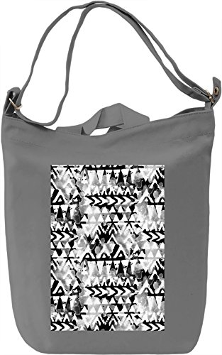 Texture design no. 8 Borsa Giornaliera Canvas Canvas Day Bag| 100% Premium Cotton Canvas| DTG Printing|