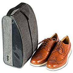 Tired of using frail plastic bags or flimsy shoe pouches to store your shoes? Are you often worried that your shoes won't reach your destination in one piece when traveling? Our durable Dot&Dot shoe organizer bag is the answer to your sho...