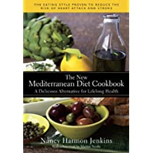 By Nancy Harmon Jenkins - The New Mediterranean Diet Cookbook: A Delicious Alternative for Lifelong Health