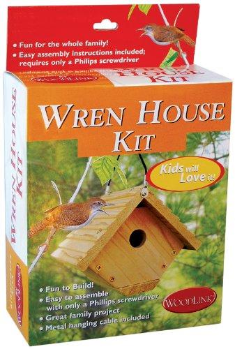 (Woodlink WRENKIT Wren House Building Kit)