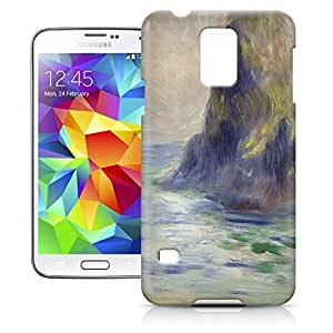 Phone Case For Samsung Galaxy S5 - Renoir Guernsey Art Painting Back Hardshell